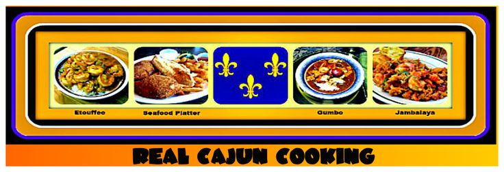 Real Cajun Cooking - Combo Salmon-Tuna-Potato Patties Recipe