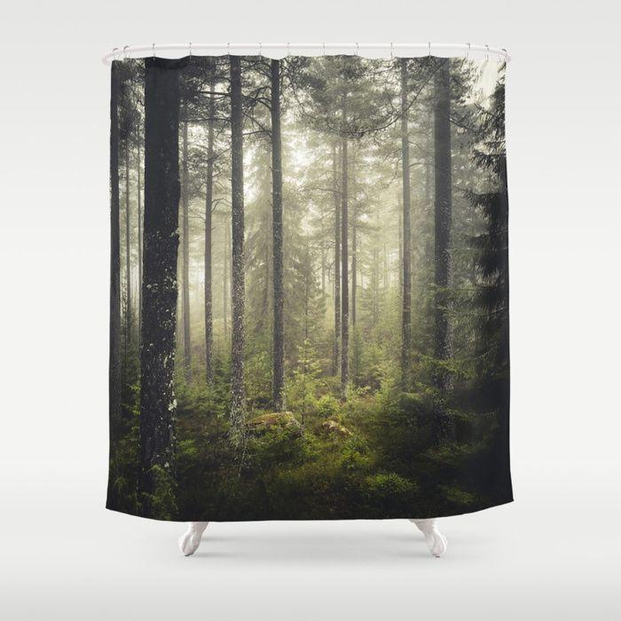 I never sleep Shower Curtain by HappyMelvin   Society6