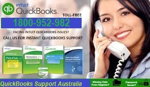 QuickBooks Support Australia supports for all technical issues in QuickBooks. This software can handle all financial functions. If you are facing any trouble in QuickBooks call QuickBooks Toll Free Number 1800-952-982.