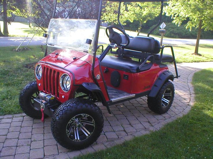 17 best images about custom golf carts on pinterest