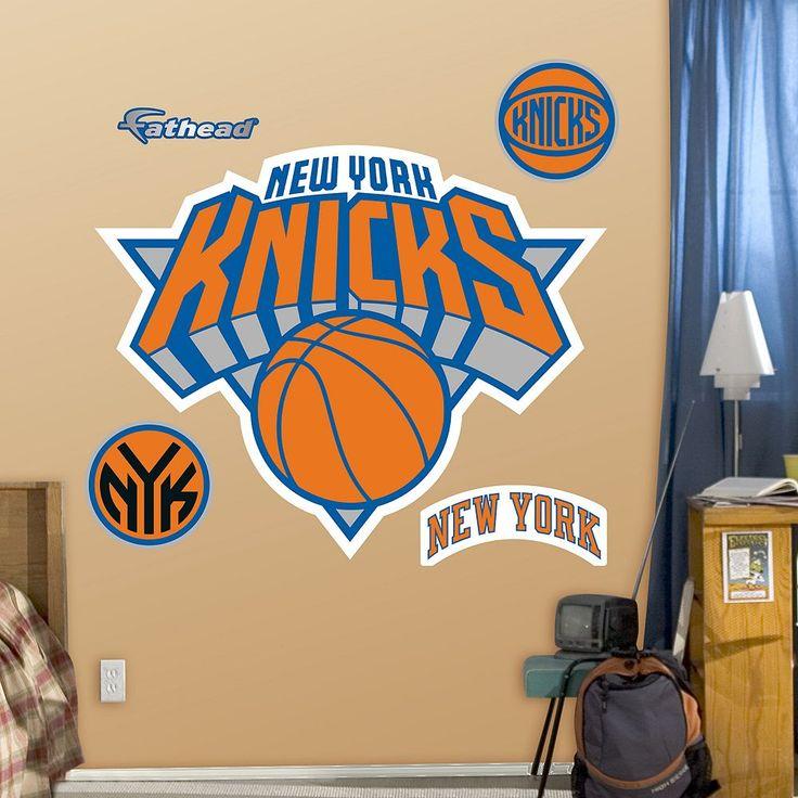 Fathead New York Knicks Logo Wall Decals, Multicolor