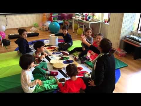 Orff yaklaşımlı Müzik Eğitimi - YouTube