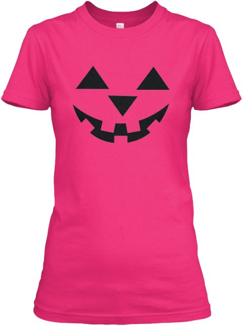 Halloween T Shirts For Women Heliconia T-Shirt Front