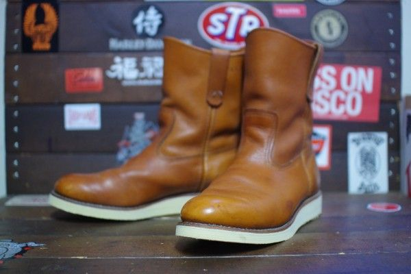 This boot is just killer, very well put together and sharper than a thumbtack!!! Red Wing Pecos 866