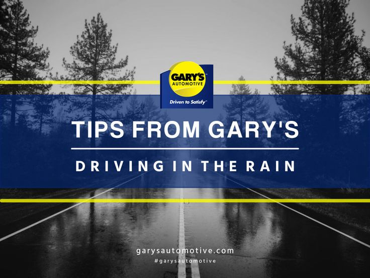 BLOG | April showers bring  May flowers! While the weather outside is rainy and wet, here are some tips for driving in the rain. #garysautomotive #garysottawa #drivingsafety #drivingtips