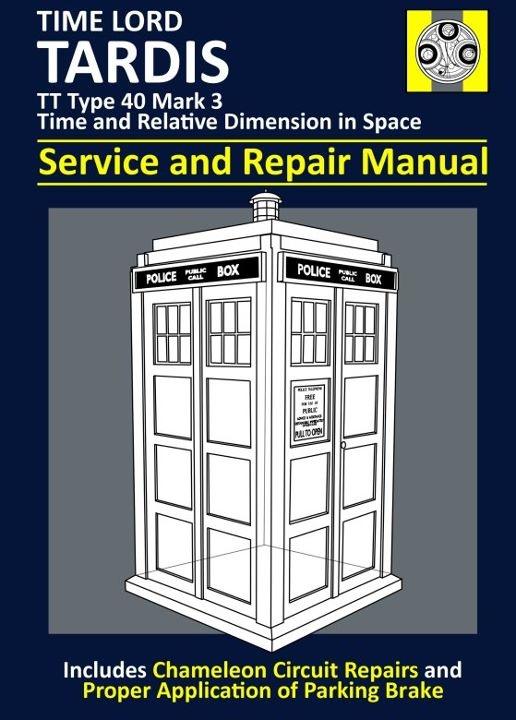 Tardis Repair Manual
