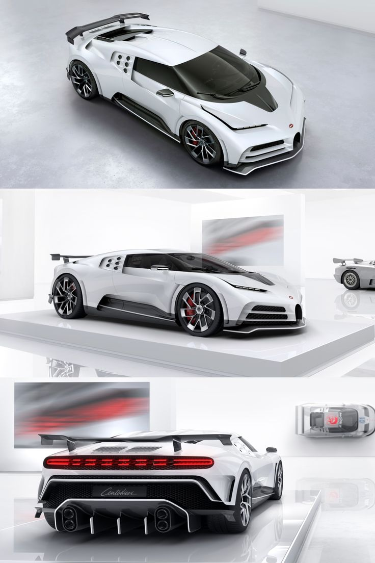 Bugatti Centodieci EB110 Gallery Pictures, Photos, Wallpapers