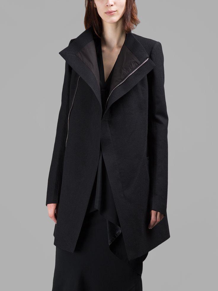 Image of RICK OWENS Coats #coats