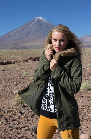 cold? #mauiwoman collection!