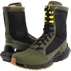 adidas y-3 warrior high. Pretty badass looking boots.