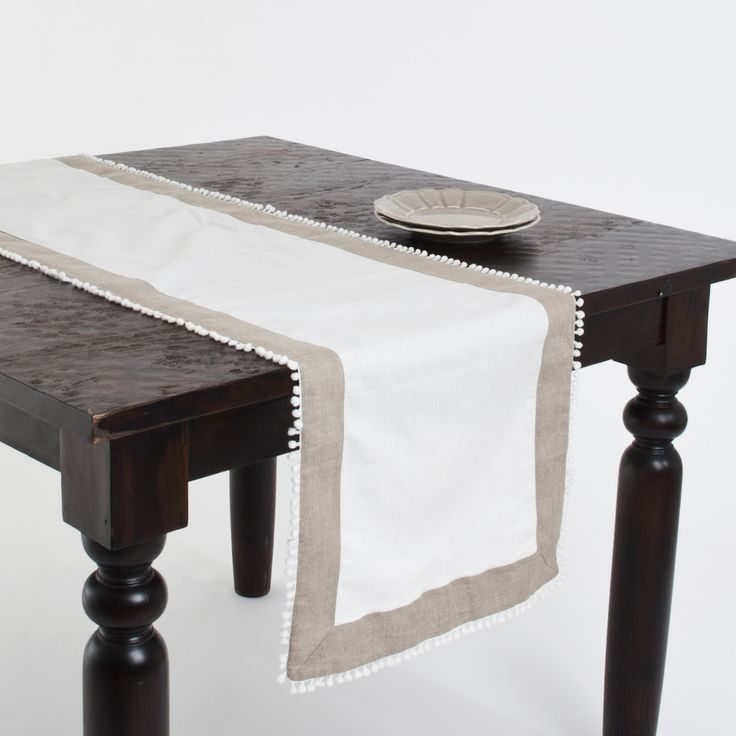 Tuscany Two Tone Table Runner