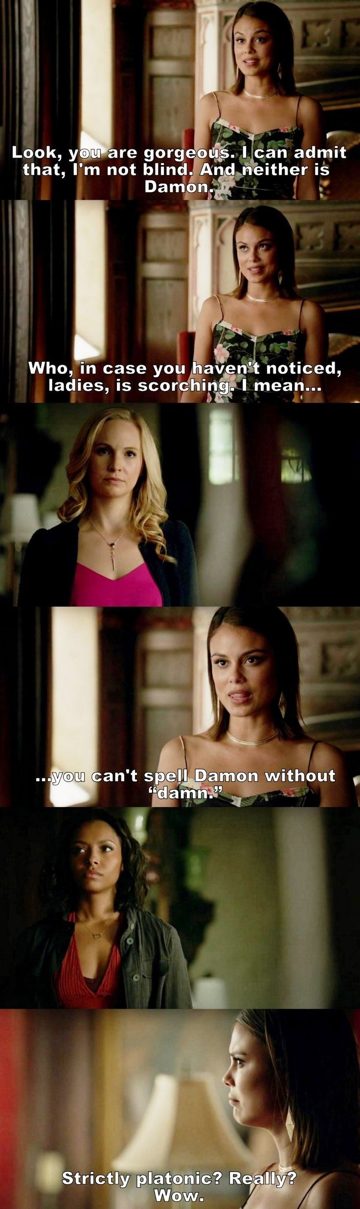 The Vampire Diaries TVD S08E03 - Bonnie and Sibill