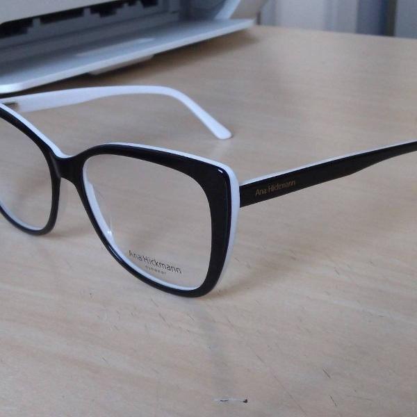Armacao De Oculos De Grau Feminino Ana Hickmann Ah1248 Em 2020