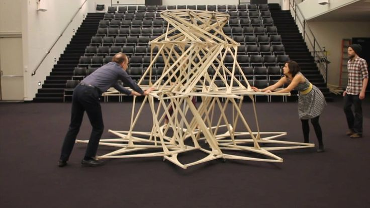 17 Best Images About Deployable Structure On Pinterest