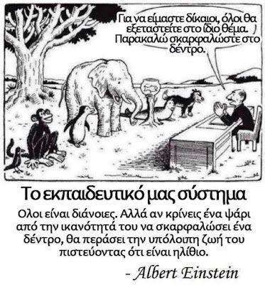 ΑΣΠΡΟ~ΜΑΥΡΟ: Σχόλιο για την Μόρφωση, την Γνώση, την Εκπαίδευση,...