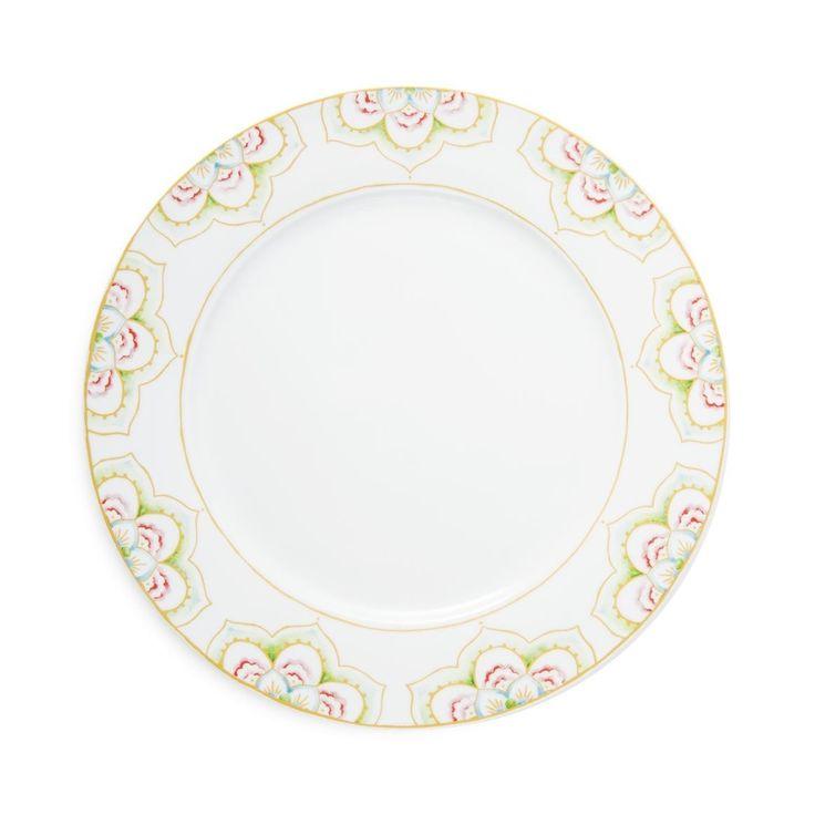 'Lotus' Dinner Plate