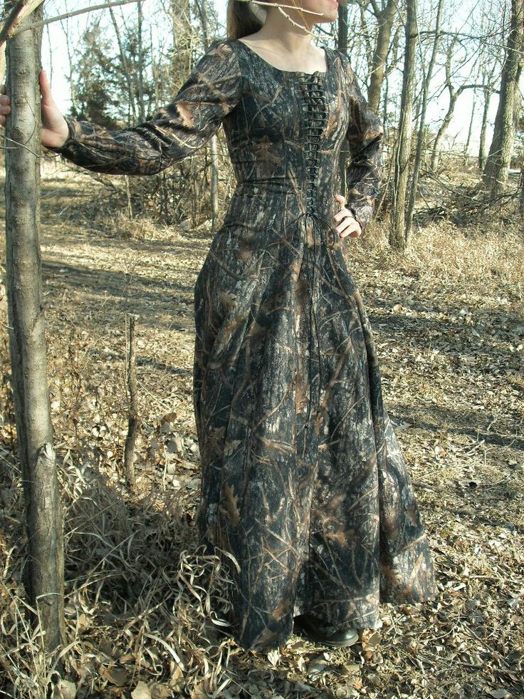 35 best Redneck Wedding or Camouflage Prom Dress images on ...