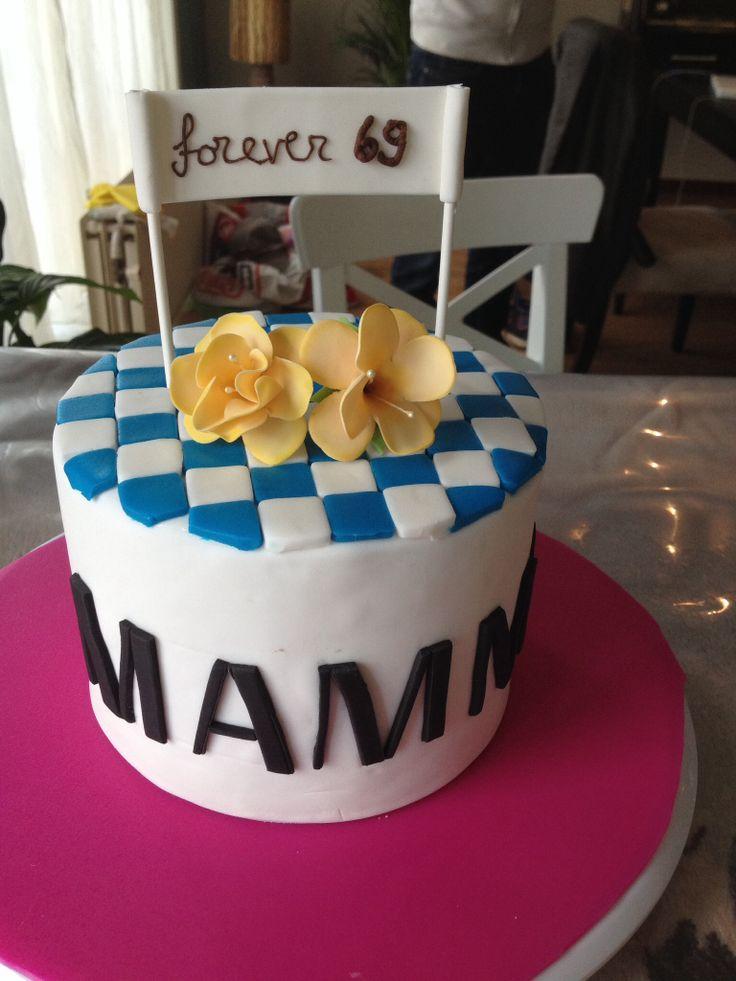 Mamma mia cake
