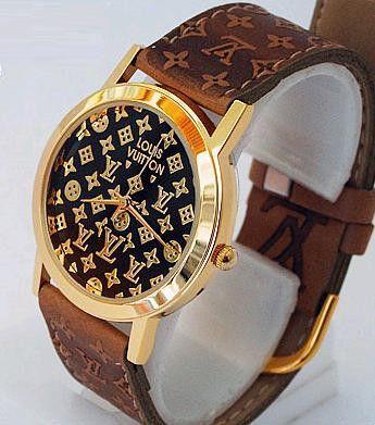 Часы наручные кварцевые Louis Vuitton