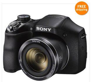 Get 18% OFF ON Sony DSC-H300 20.1 Megapixels Digital Camera.