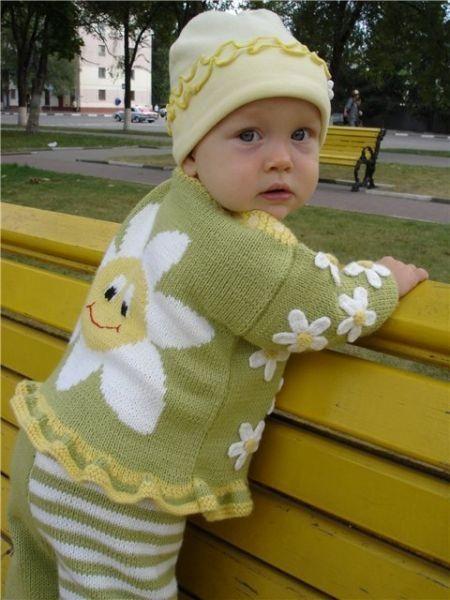 bebek kazağı örnekleri bebek kazakları kazak modelleri kazak ...