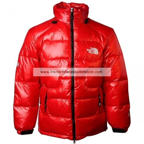 The North Face Red Wool Men Down Jackets 001
