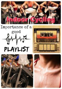 """Indoor Cycling- Importance of a Good Playlist As an indoor cycling instructor choosing music that gets you """"pumped"""" is important. Read on for insights one of my favorite playlists and rides"""