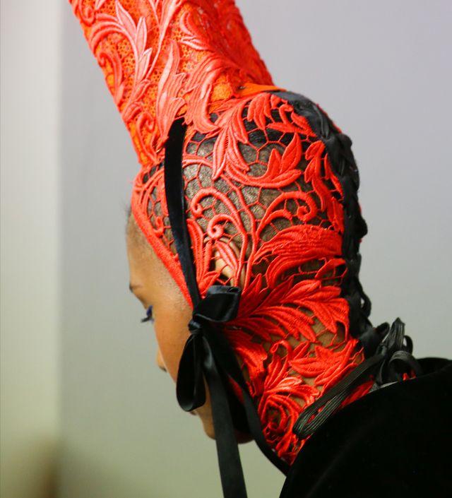Bretagne - Jean Paul Gaultier – Haute Couture - Automne Hiver 2015 -