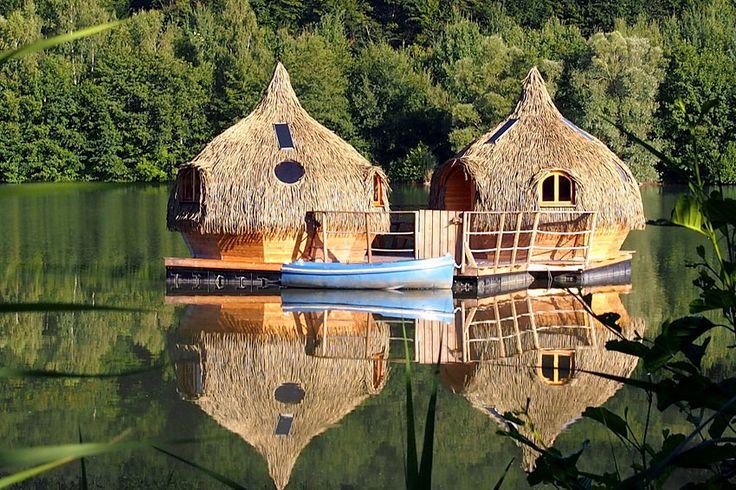 Cabanes des Grands Lacs - Franche-Comté