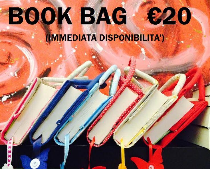 #ilfimodiarianna #bookbag #libri #passioni #creatività  spedizione immediata contattatemi in privato per qualsiasi informazione!!!  https://www.facebook.com/paginailfimodiarianna