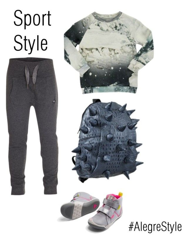 """What's your sports style?"" by alegremedia on Polyvore"