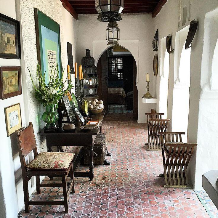 Entrance dar zero tangier morocco darzero kasbah tangier tanger
