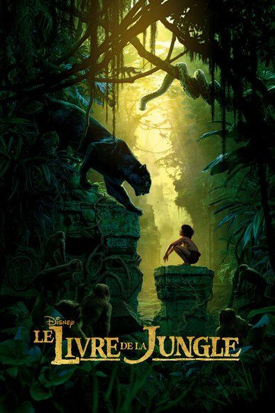 Le Livre de la jungle (2016) Regarder LE LIVRE DE LA JUNGLE (2016) en ligne VF et VOSTFR. Synopsis: Les aventures de Mowgli, un petit homme élevé dans la jungle par une famille...