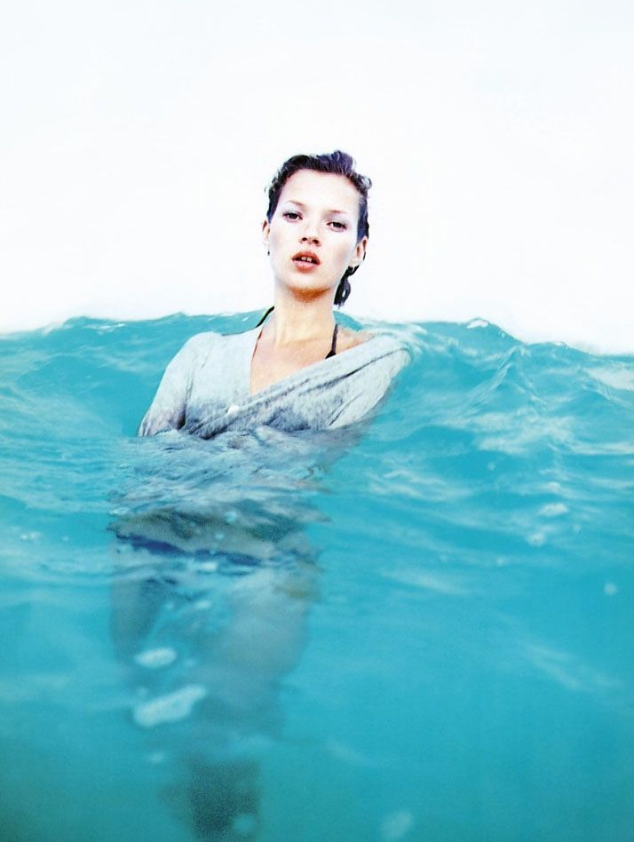 nice capture: Water, Blue, Posts, Katemoss, Sea, Enrique Badulescu, Summer, Fashion Photography, Kate Moss