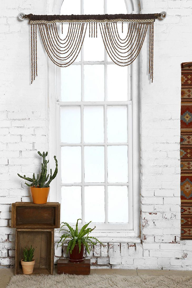 Ha hanging bead curtains for doorways - Magical Thinking Beaded Curtain From Urban Outfitters