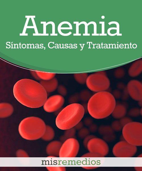 #Anemia - Qué Es, Síntomas, Causas y Tratamiento #RemediosNaturales