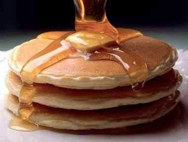 Today, IHOP Pancake Day 2012. If you have the time, stop in for free pancakes! Donations will be accepted for Children's Miracle Network as well. What an easy way to make today a great day!