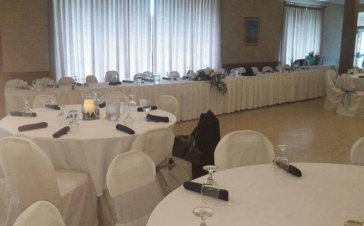 South hall wedding