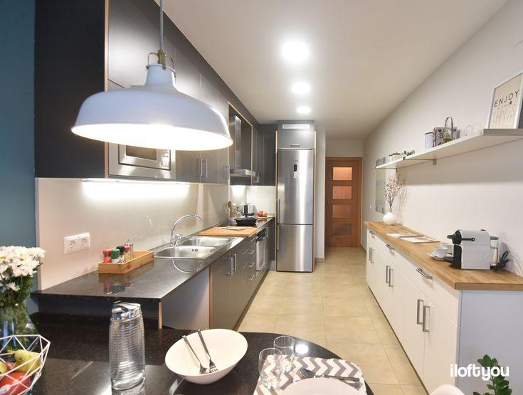 #proyectoguissona #iloftyou #interiordesign #interiorismo #ikea #ikalover #ikeaaddict #kitchen #maisonsdumonde #veddinge #ranarp