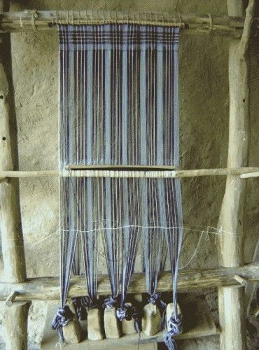 ww loom from the French blog Faire Fil de tous Poils