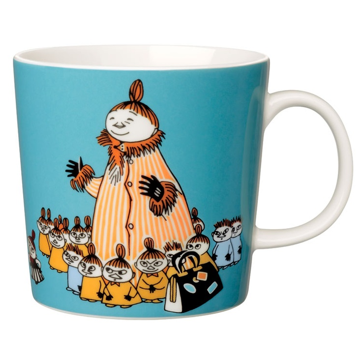 Moomin Mug, Mymlans Mother, 30 cl, Arabia