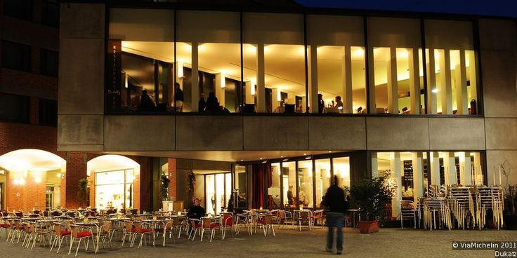 Les Deux Restaurant, München