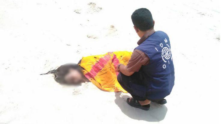 Smugglers 'deliberately drowned' teenage African migrants off Yemen coast