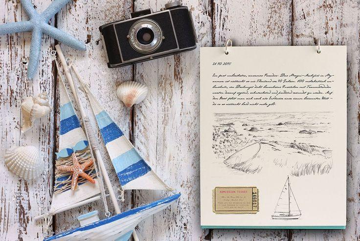 Fotoalbum Sketchbook
