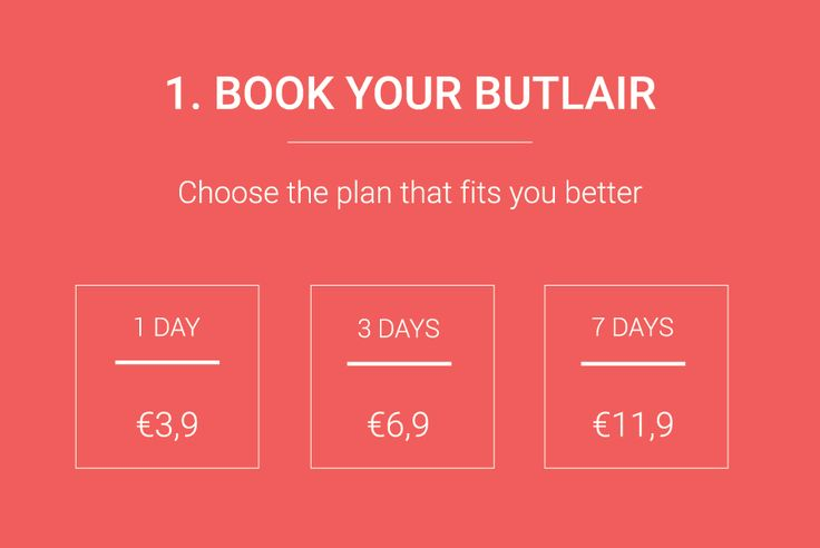 Book your personal butlair in Athens