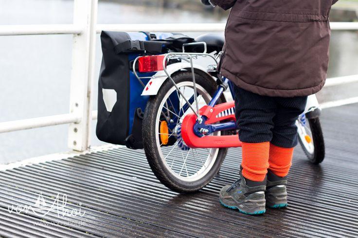 nützliche Schnittmustern für kleine Radfahrer