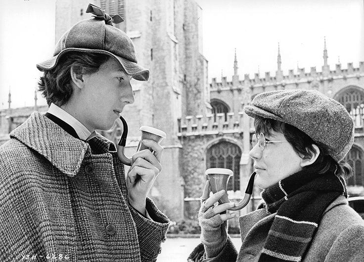 Alan Cox in Young Sherlock Holmes (1985)