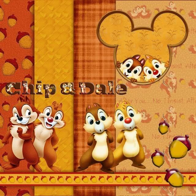 Disney Scrapbook Page Kits