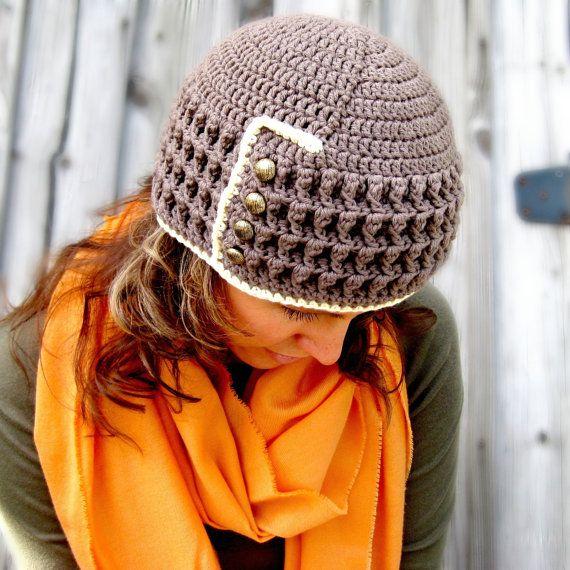 Wendy Hat Crochet Pattern by CrocheTrend on Etsy