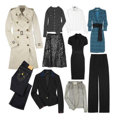 Tim Gunn 10 Basic Pieces | Tim Gunn's Top 10 Fashion Must-Haves - Fashion Blog | Fashion Tribes ...